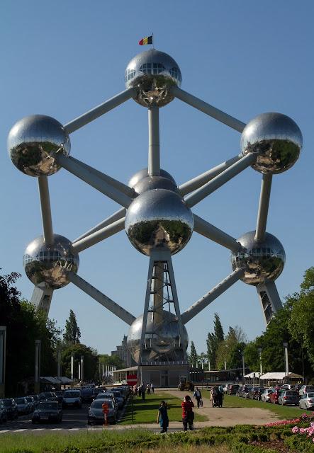 l'Atomium (Bruxelles) 20120525-voyage_ANOCR-036