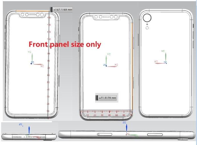 مواصفات iPhone X Plus تظهر من خلال منصة الإختبار Geekbench