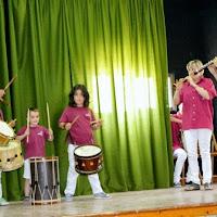 Audició Escola de Gralles i Tabals dels Castellers de Lleida a Alfés  22-06-14 - IMG_2355.JPG