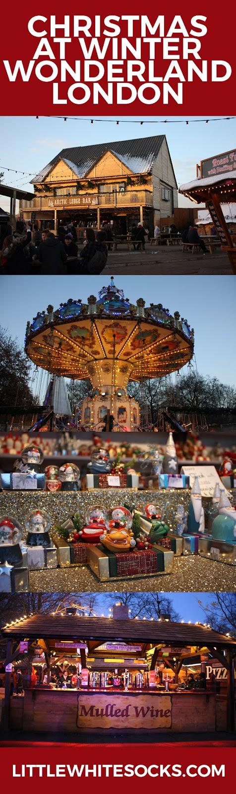 christmas at winter wonderland london