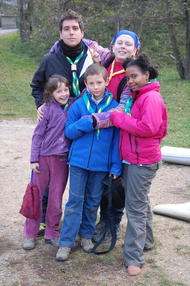 Sortida Castors i Llops a la Roca del Secut 2010 - DSC_0746.jpg