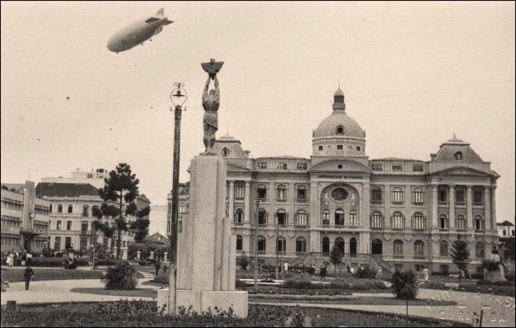 hindenburg curitiba 1936