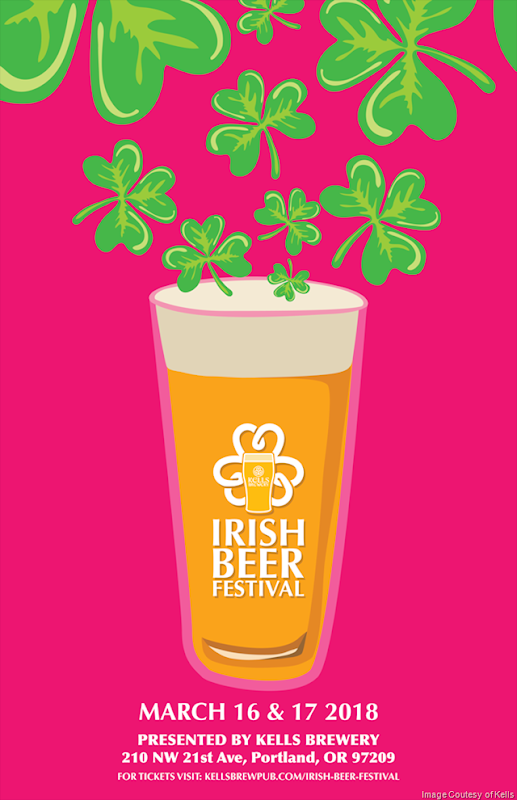 2nd Annual Irish Beer Festival in Portland Coming 3/16