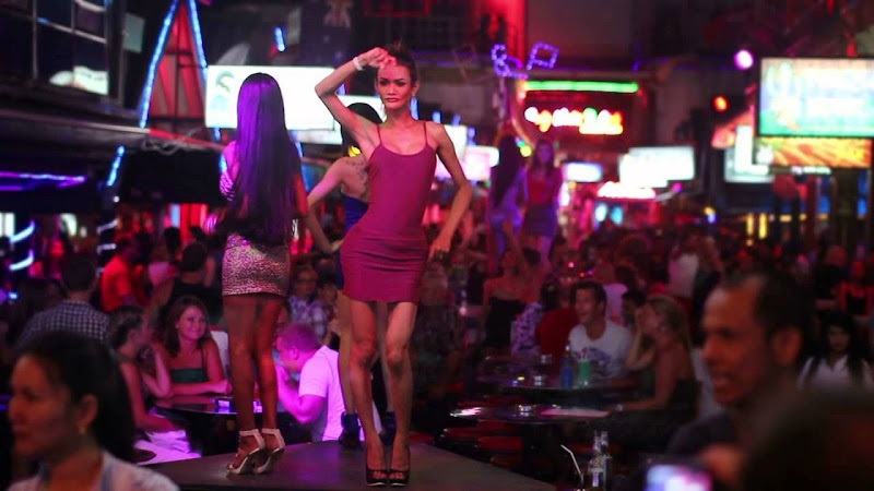 thailand prostitution legal girl dancing