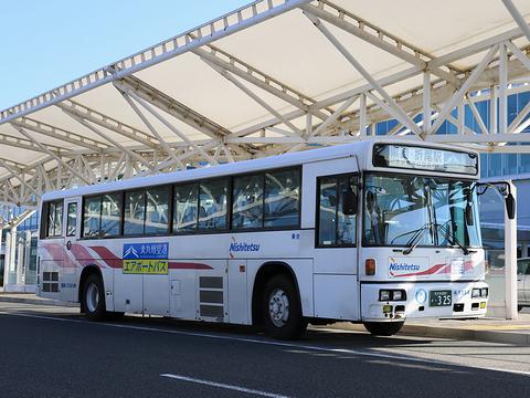 西鉄バス北九州「北九州空港エアポートバス」 9354