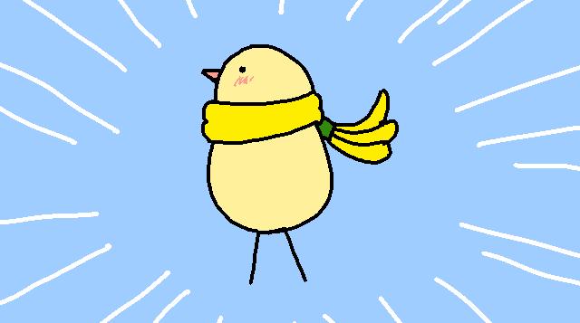 夏バナナこっこ