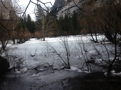 yosemite ice poem