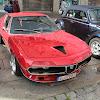 Startnummer 43 Alfa Romeo Monreal 1972