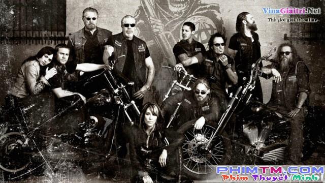 Xem Phim Giang Hồ Đẫm Máu 6 - Sons Of Anarchy Season 6 - phimtm.com - Ảnh 1
