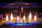 พิธีเปิดการแข่งขันกีฬาปาริชาติเกมส์ ครั้งที่ 9