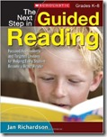 next steps in guided reading