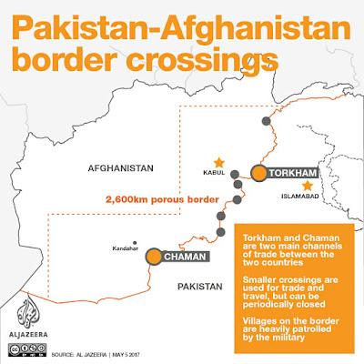 Afganistan Pakistan :Domination over Durand line | durand line