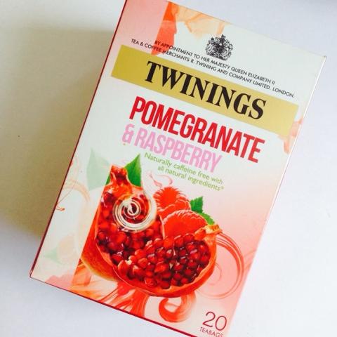 Twinings Tea Tasting
