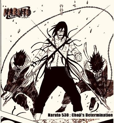 Naruto 530 Naruto Manga