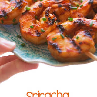 Sriracha Brown Sugar Shrimp.