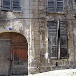Rue du Château : porche