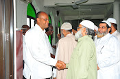 PM Stuart Meets with Muslim Community