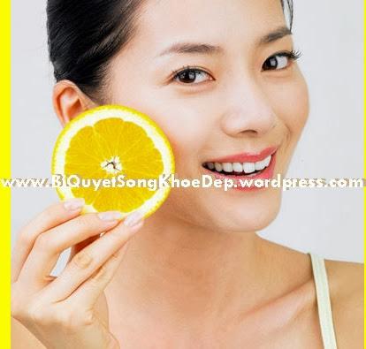 Ngoài trị mụn trứng cá trịm ụn đầu đen, quả cam tốt cho sức khỏe và phòng bệnh