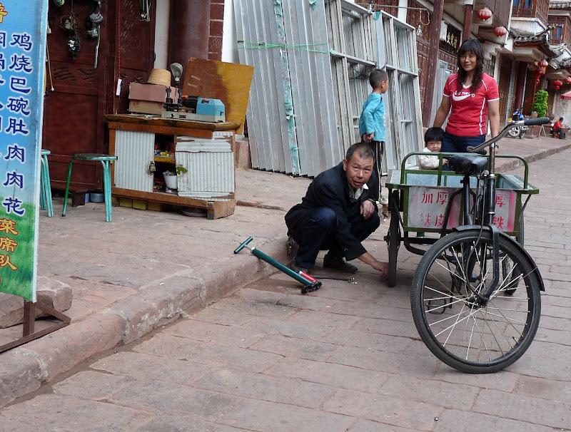 Chine . Yunnan   HEI JING  (ancienne capitale du sel) - P1260643.JPG