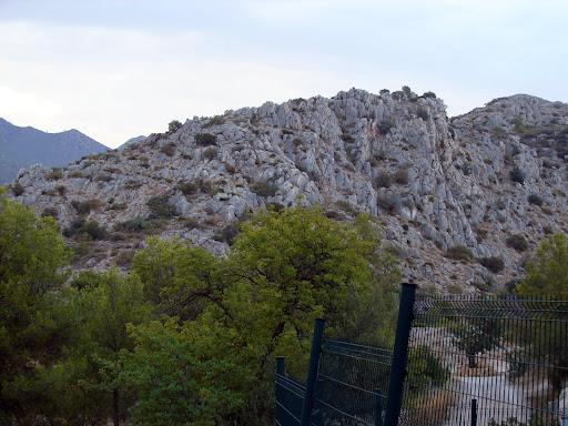 Senedrismo: Magdalena - les Serretes - Cormo de les Creuetes