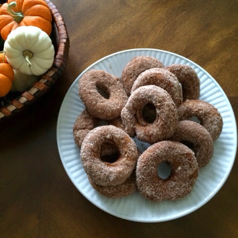 Stilettos and Diapers: Apple Cider Donuts