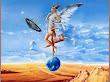 Flight Of Good Angel