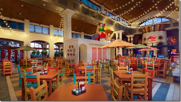 Coronado Springs food court - Pepper Market