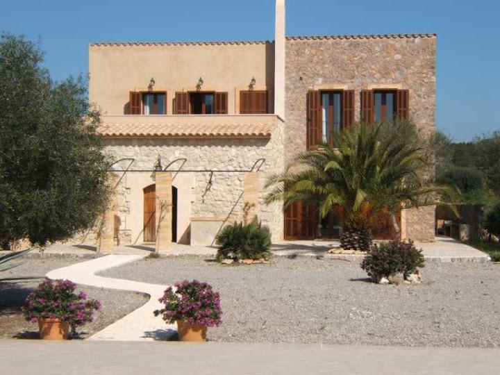 Finca/ Ferienhaus S Olivar d Es Coscois, Santa Margalida/ Can Picafort - MALLORCA