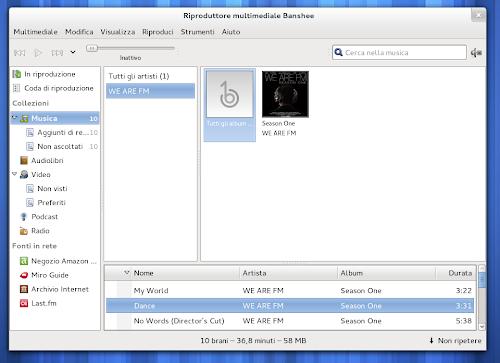 Banshee 2.5.1