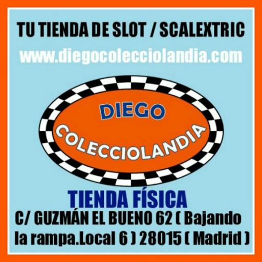 TIENDA SCALEXTRIC / SLOT EN MADRID /