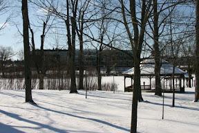 Perimeter Institute across a frozen Silver Lake.jpg
