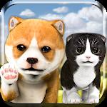 Pet Cat & Dog Simulator 3D Icon