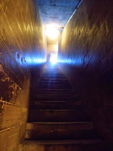Escaleras interiores del Campanile de Giotto