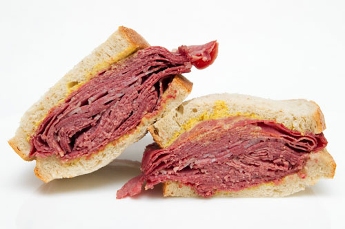 Hinh anh: Sandwich Pastrami