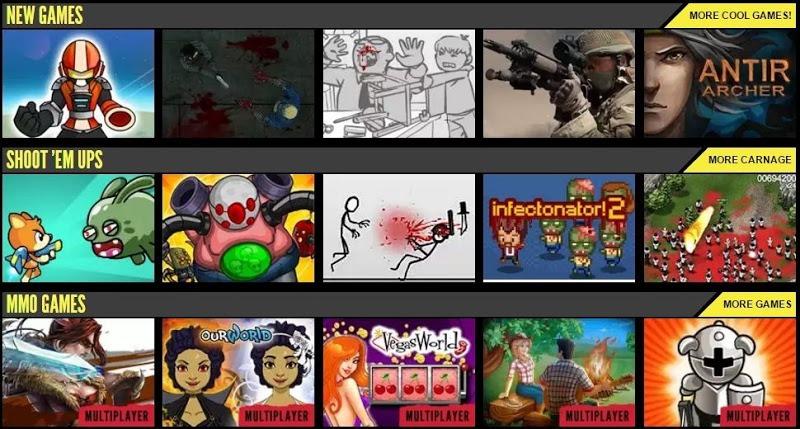 Addicting Games online flash games