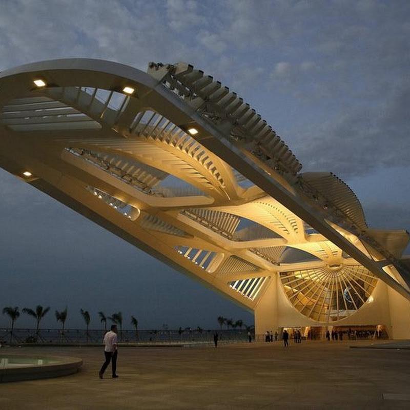 The Museum of Tomorrow, Rio de Janeiro