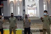 Polsek Marioriwawo Gelar Pengamanan di Sekitar Masjid Baiturrahman Takalala, Begini Himbauannya