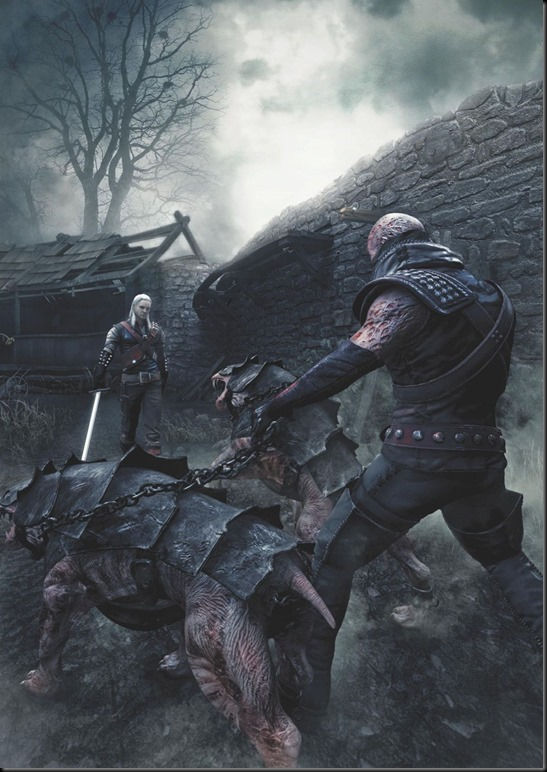 The Witcher (1) _ Artbook_816932-0190