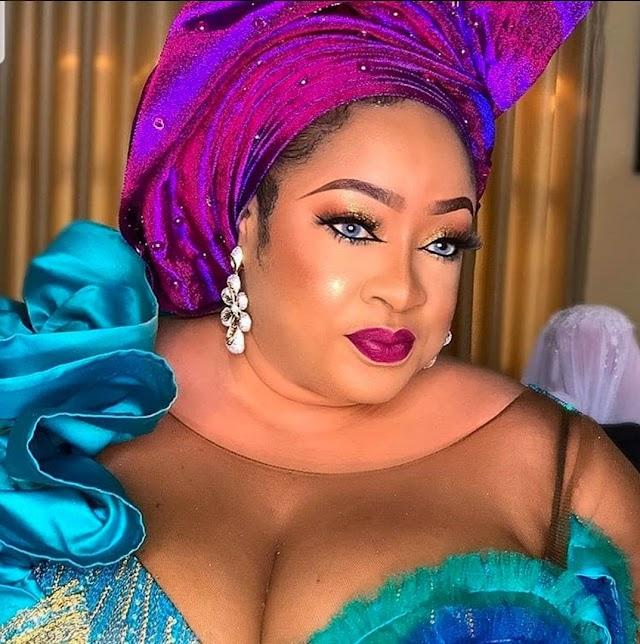 Why Nollywood Actress Foluke Daramola should be celebrated