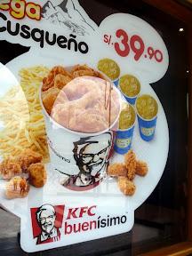 Kusco Fried Chicken?
