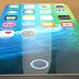 Konsep Tombol Home iPhone 8