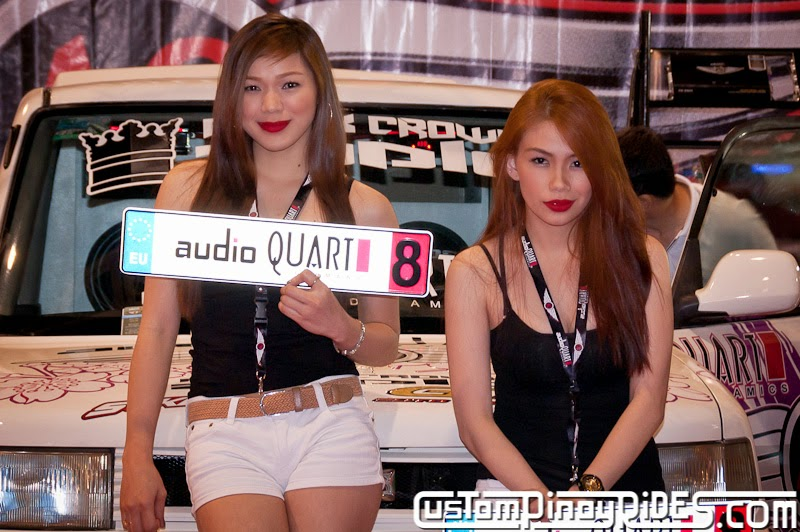 The Babes of The 2012 Manila Auto Salon Custom Pinoy Rides Photography Philippines pic20