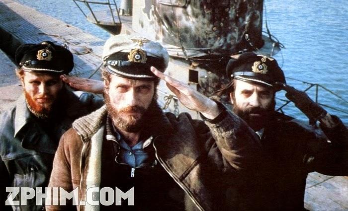 Ảnh trong phim Trận Chiến Tàu Ngầm - Das Boot 1