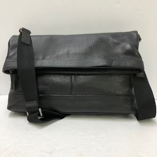 Coach Foldover Messenger Bag
