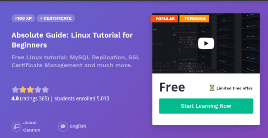 Absolute Guide: Linux Tutorial for Beginners