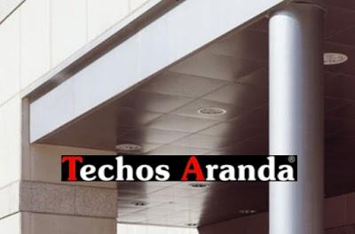 El mejor precio de venta techos de aluminio Madrid
