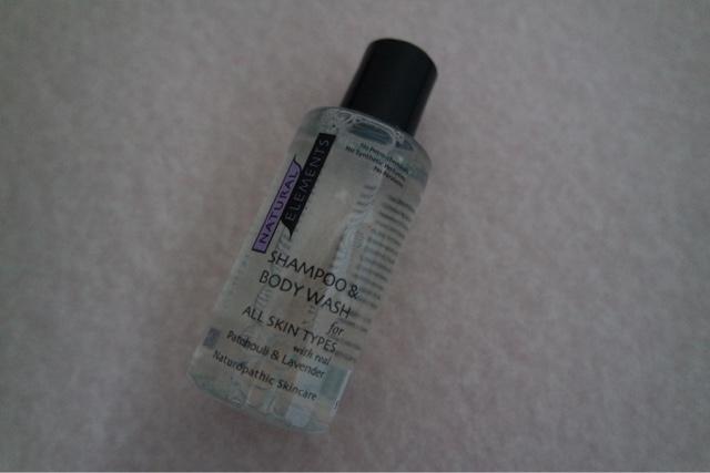 patchouli & lavender bodywash & shampoo