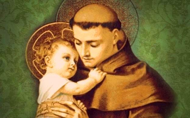 molitve krunica s preporukama sv. Ante