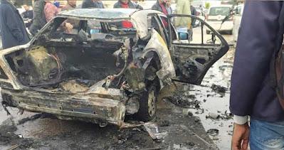 صفاقس: انفجار قارورة غاز داخل سيارة