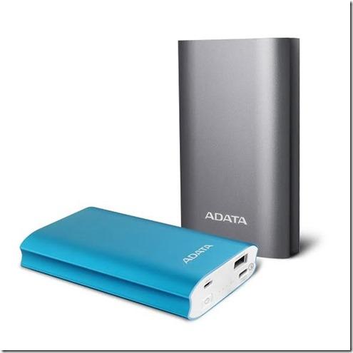Adata A10050QC, Power Bank dengan Fitur Quick Charge 3.0 Dirilis